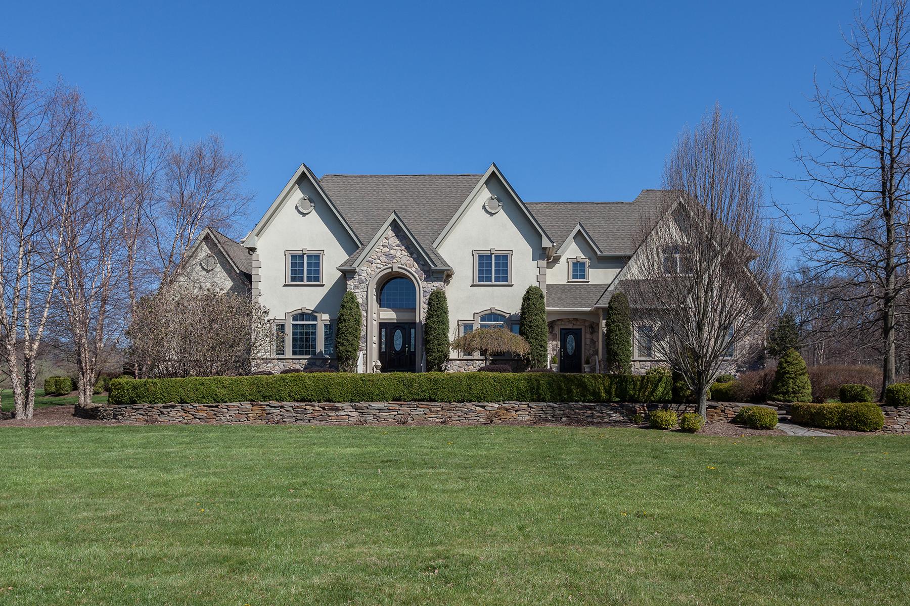 独户住宅 为 销售 在 1 Kristina Way 夫雷明顿, 新泽西州, 08822 美国