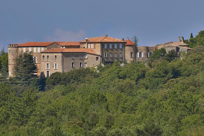 Property For Sale at Une forteresse perdue dans la garrigue
