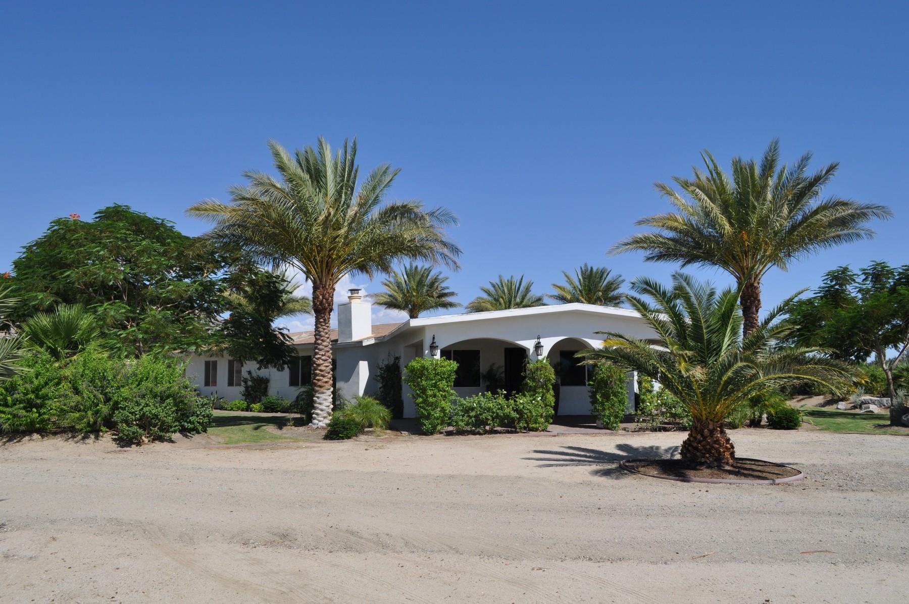 Einfamilienhaus für Verkauf beim 29700 Pushawalla Street Sky Valley, Kalifornien, 92241 Vereinigte Staaten