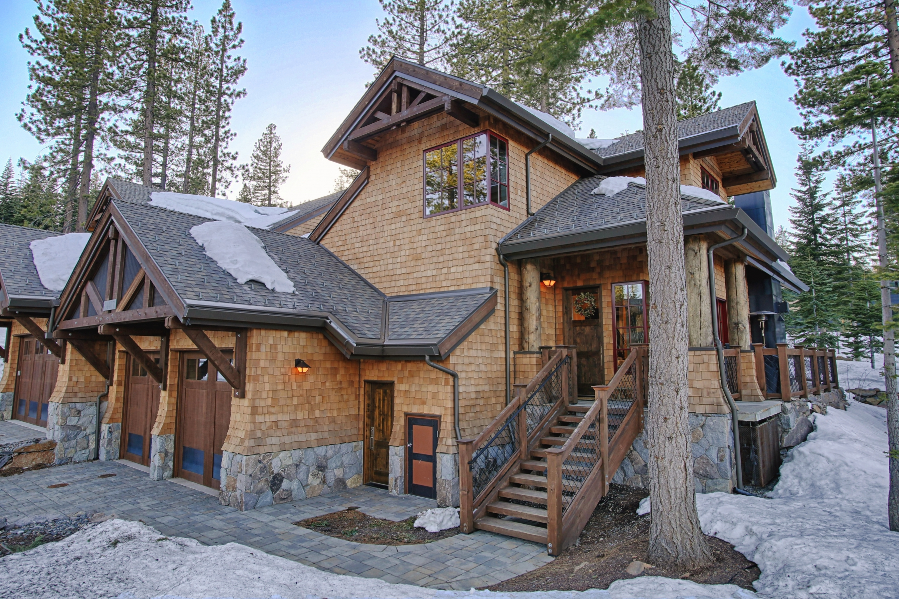 Townhouse for Sale at 14467 Home Run Trail Truckee, California, 96161 Lake Tahoe, United States