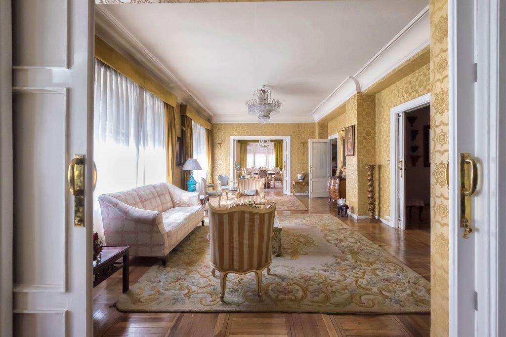 Einfamilienhaus für Verkauf beim Señorial piso en el Barrio de Salamanca Madrid, Madrid Spanien