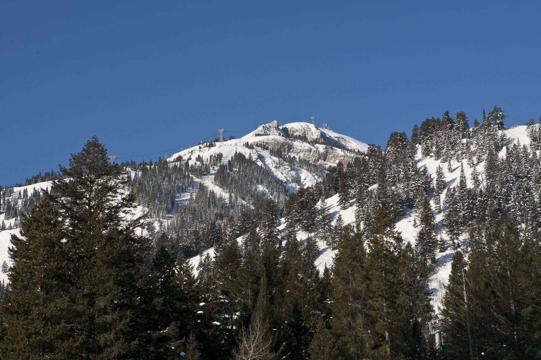sales property at Slopeside in Teton Village