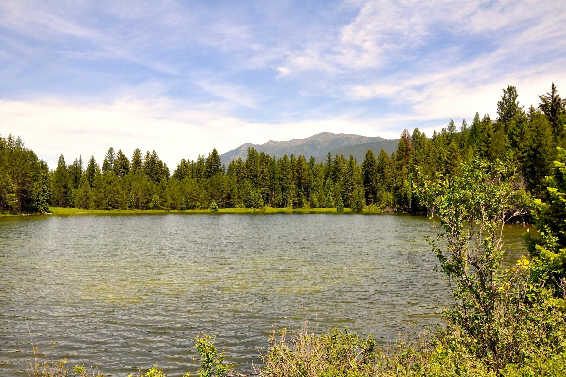 土地 のために 売買 アット Glen Lake Road NHN Glen Lake Road Eureka, モンタナ, 59917 アメリカ合衆国