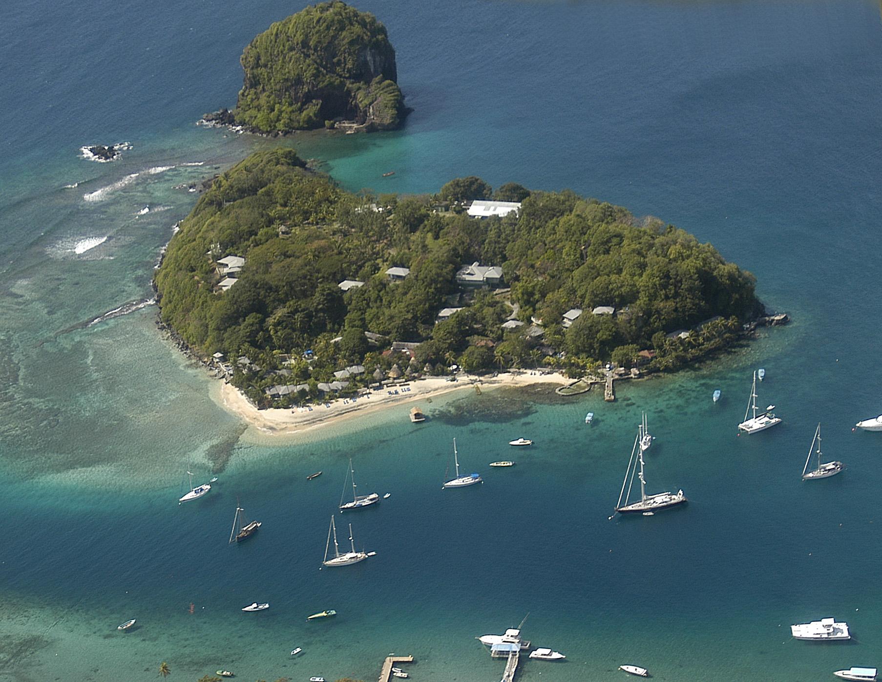 Private Insel für Verkauf beim Young Island - Private Island Resort Young Island, Saint Vincent And The Grenadines