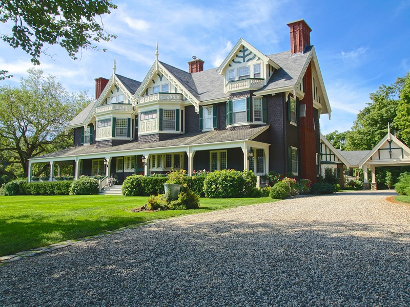 Single Family Home for Sale at Green Gables Rye, New Hampshire 03870 United States