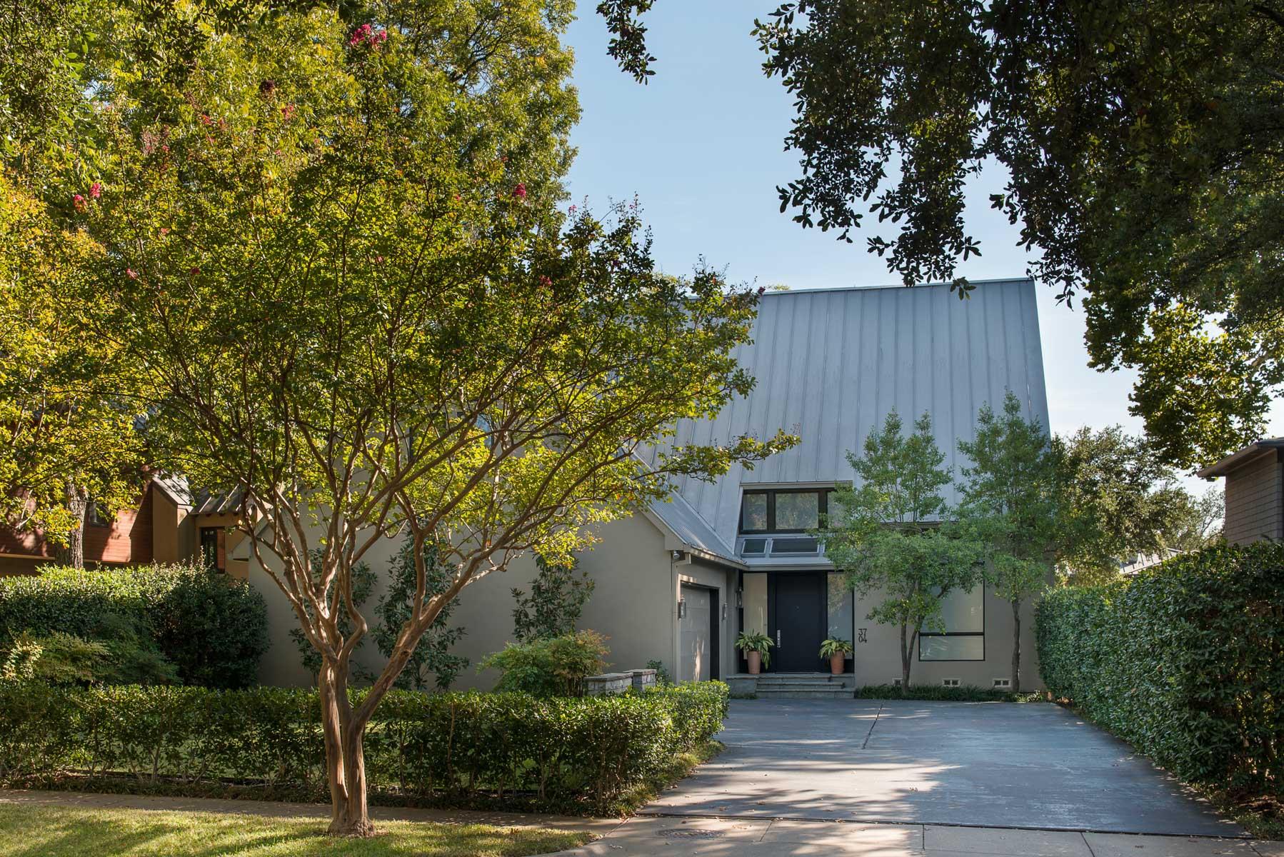 Maison unifamiliale pour l Vente à Single Family Modern near Katy Trail 3704 Cragmont Avenue Dallas, Texas 75205 États-Unis