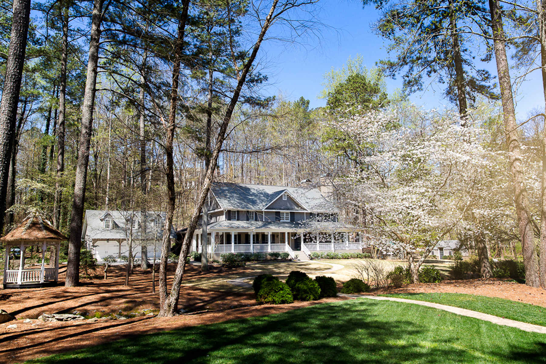sales property at Magnificent Estate Home On 8+ Acres