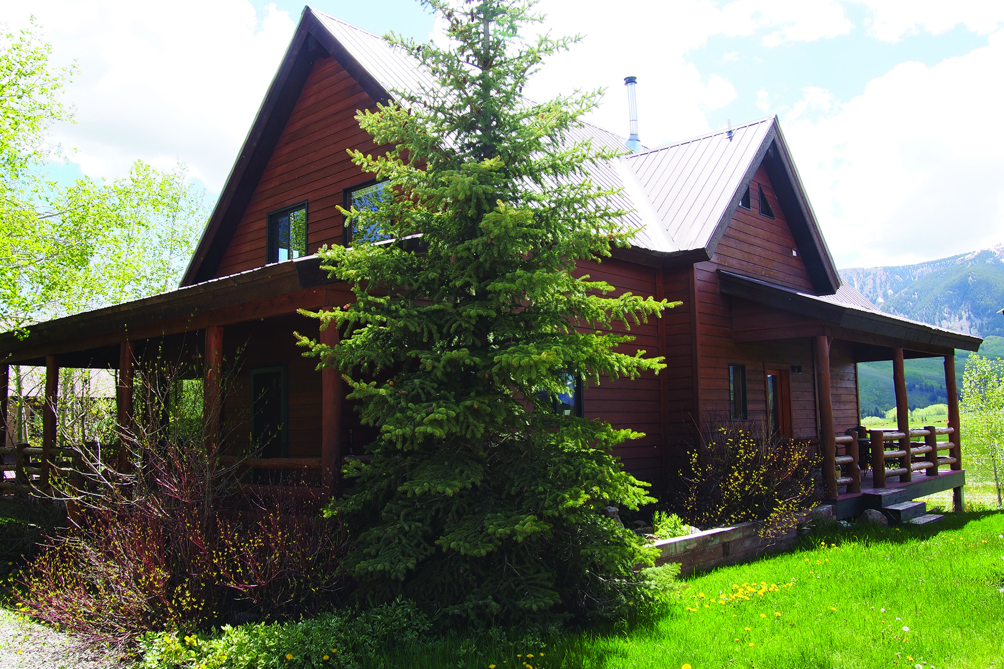 Single Family Home for Sale at Grand Views 121 Goren Street Crested Butte, Colorado 81224 United States