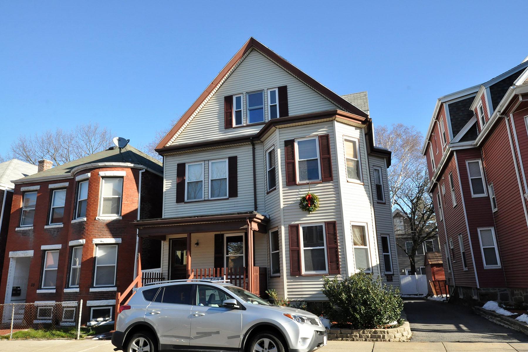 Condominio per Vendita alle ore 37 Saxton 37 Saxton Unit 1 Boston, Massachusetts 02125 Stati Uniti
