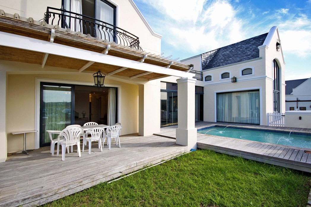 sales property at De Zalze Winelands Golf Estate
