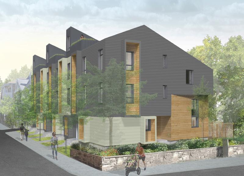 Condominium for Sale at Fort Hill Condominium Townhouse 74 Highland Unit 0 Boston, Massachusetts 02119 United States