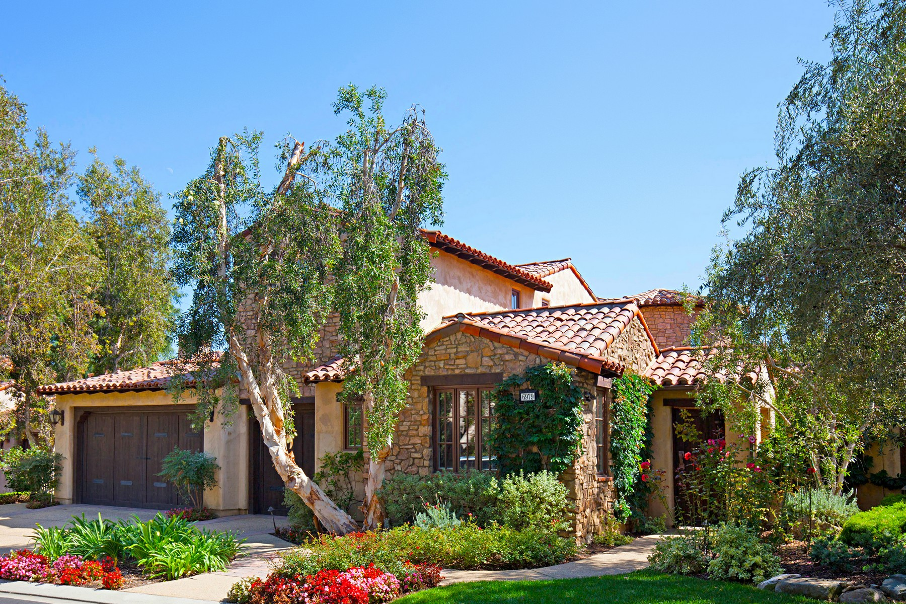 Additional photo for property listing at 6979 Corte Spagna  Rancho Santa Fe, Калифорния 92067 Соединенные Штаты