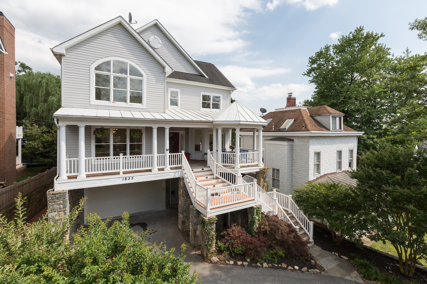Single Family Home for Sale at Berkley 1825 47th Place Nw Washington, District Of Columbia 20007 United States