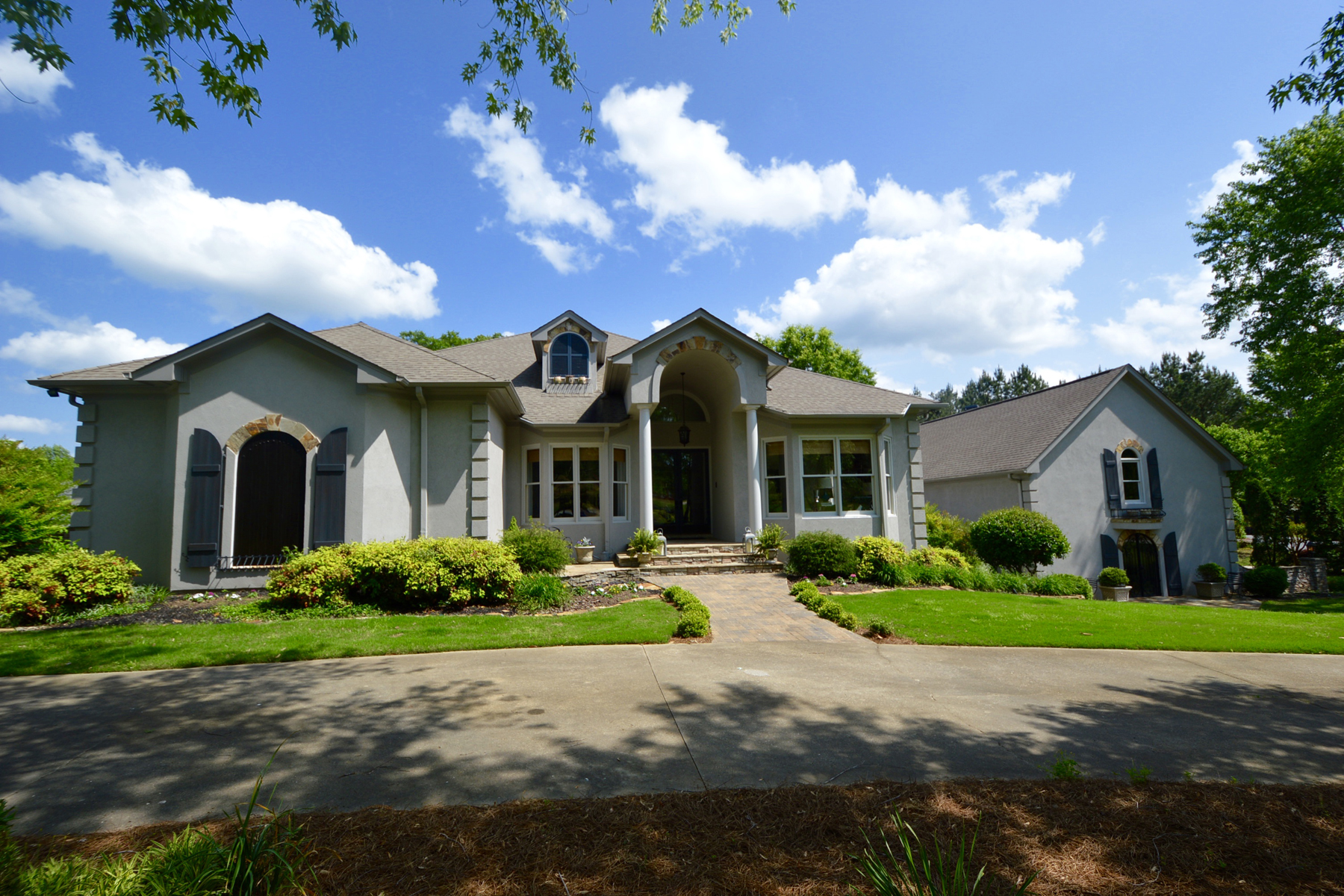 sales property at Sophisticated One Of A Kind Home In Sought After Whitewater Creek