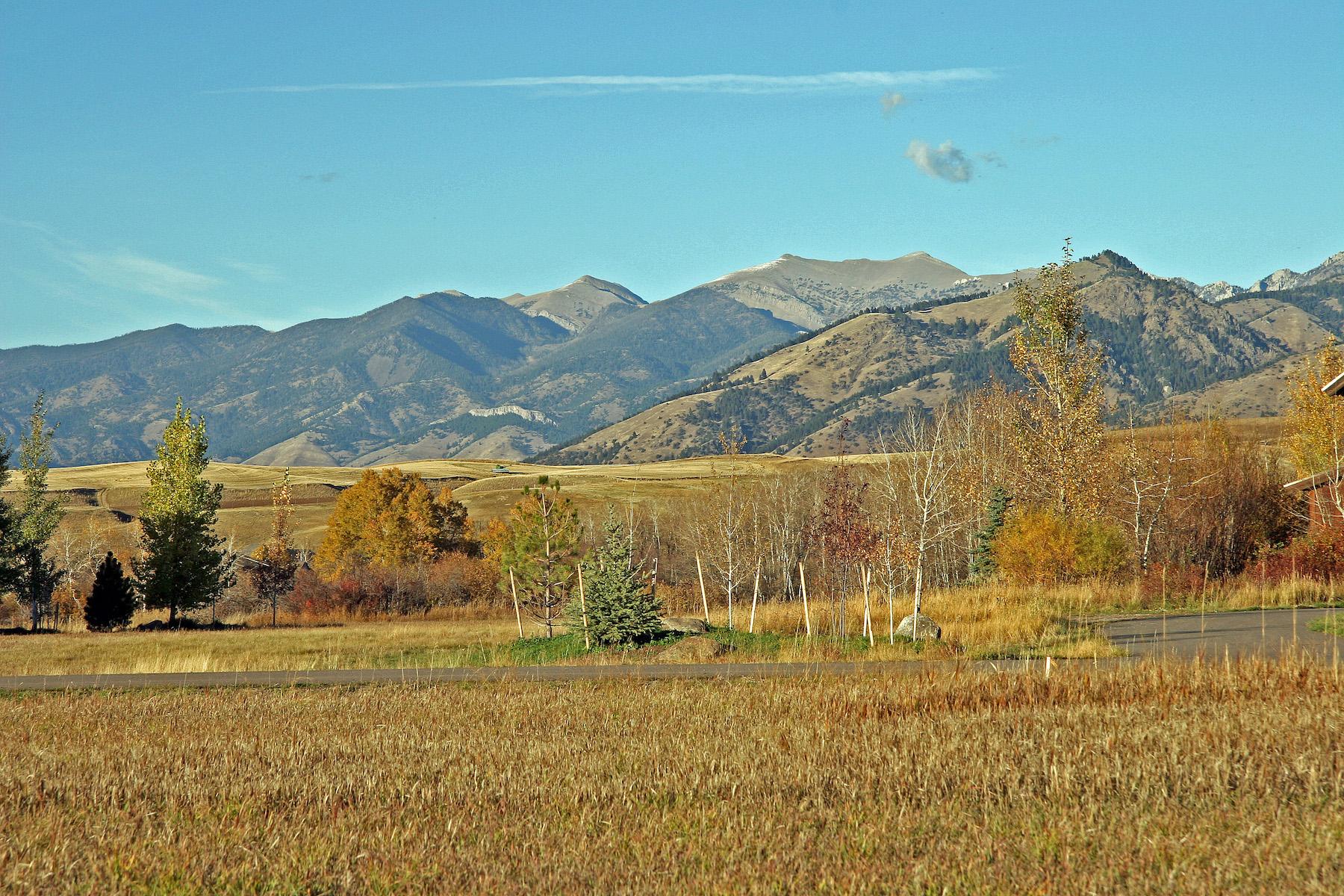 Terreno para Venda às Manley Meadows Lot 31 Churn Creek Drive, Lot 31 Manley Meadows Bozeman, Montana 59715 Estados Unidos