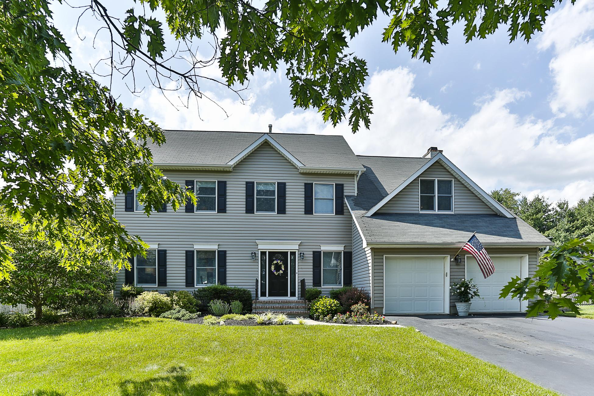 一戸建て のために 売買 アット Ponds End Colonial 14 Knight Drive Plainsboro, ニュージャージー 08536 アメリカ合衆国