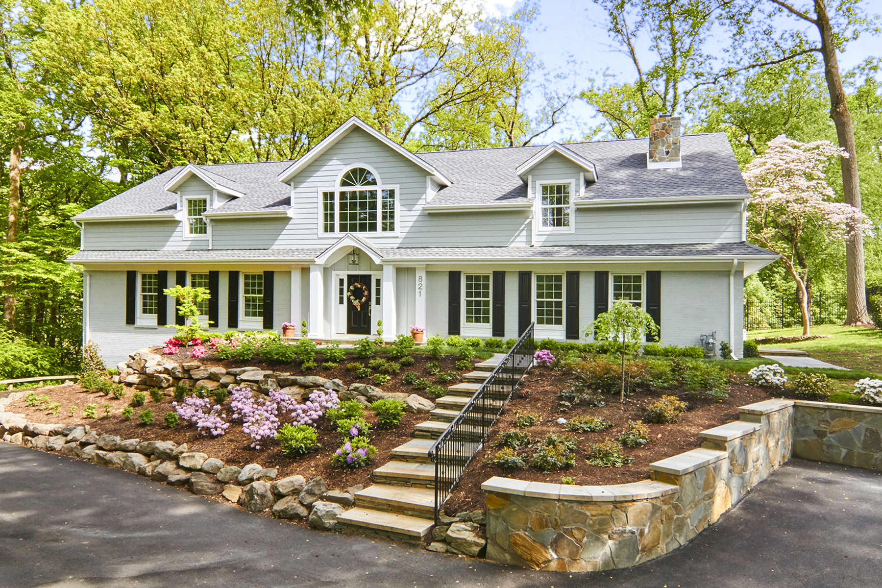 Single Family Home for Sale at Radnor Township, PA 821 Colony Rd. Bryn Mawr, Pennsylvania 19010 United States