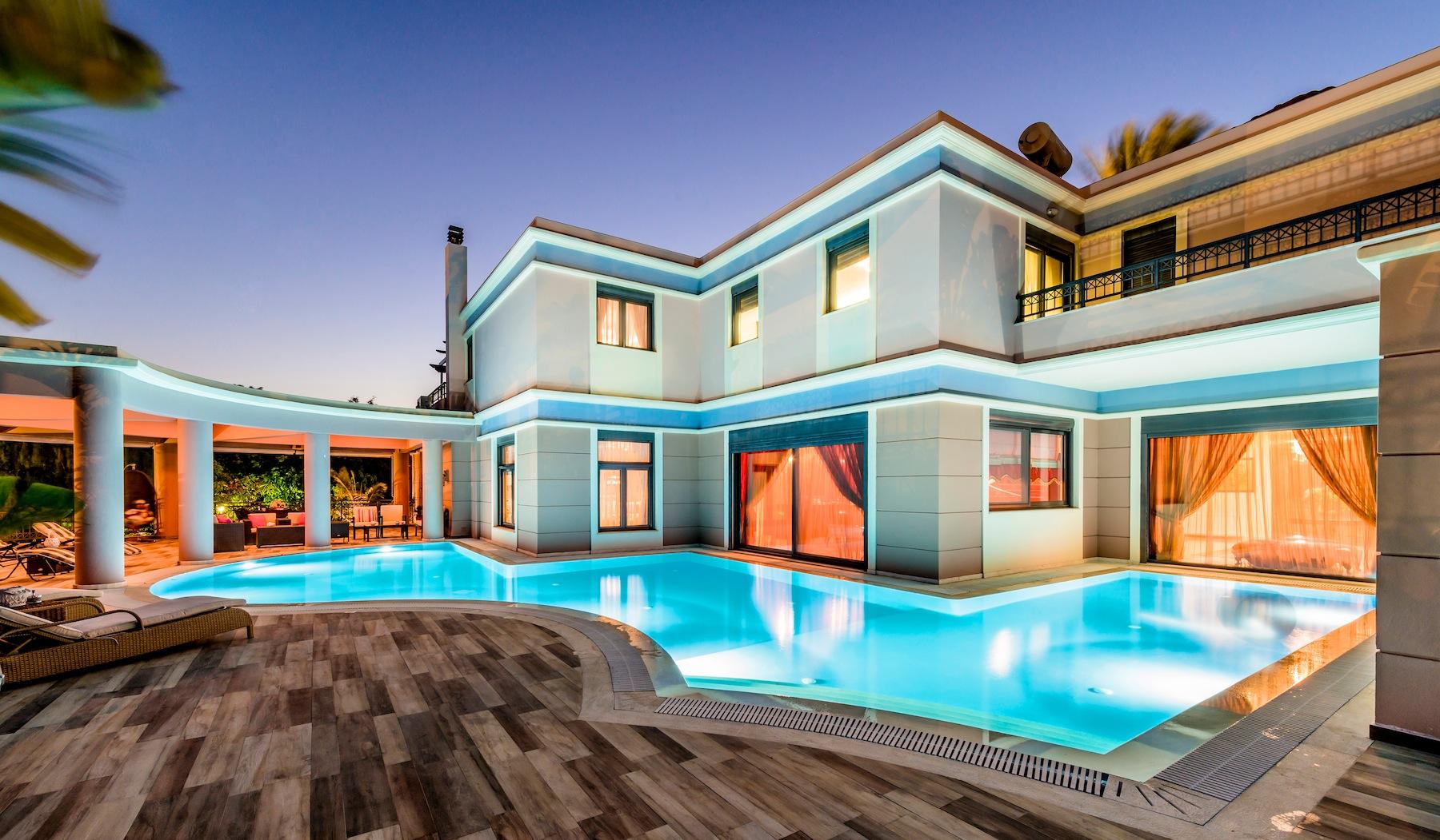 Casa Unifamiliar por un Venta en Elite Elegance Galinou Elite Elegance Rhodes, Egeo Meridional, 85100 Grecia