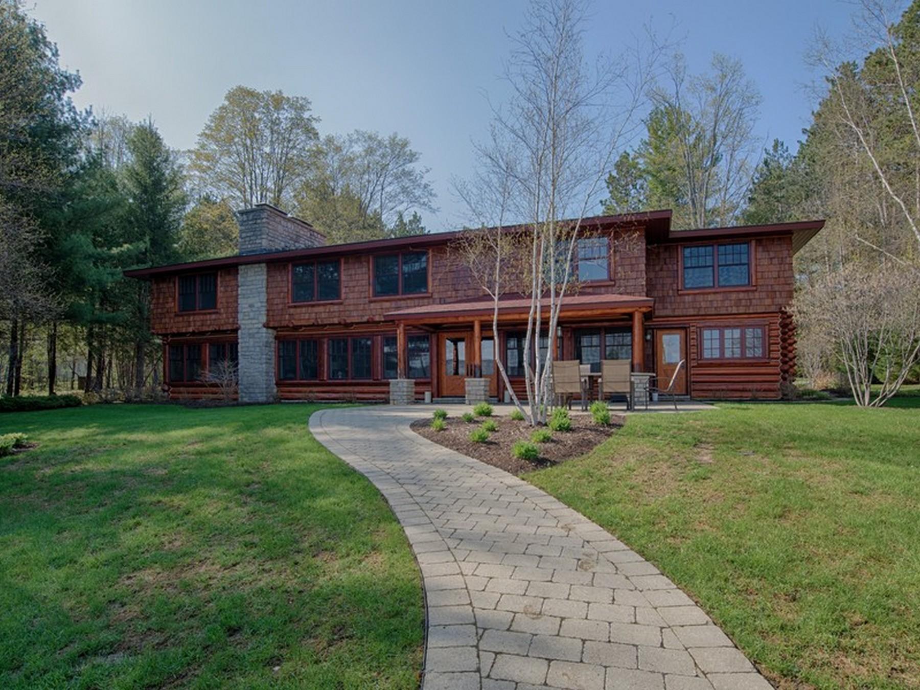 Single Family Home for Sale at Bear Lake Lodge 03595 M-75 North Boyne City, Michigan, 49796 United States