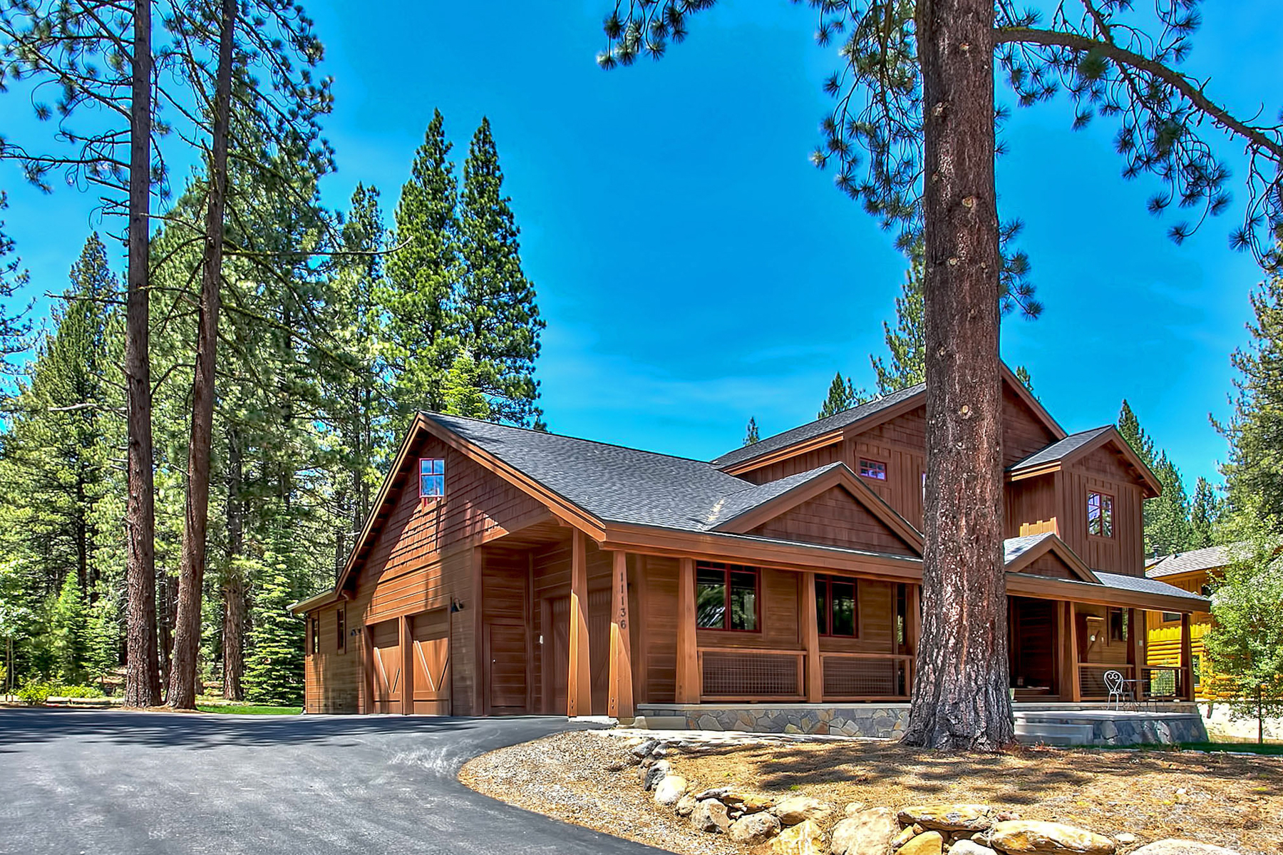 Single Family Home for Active at 11136 Comstock Drive Truckee, California 96161 United States