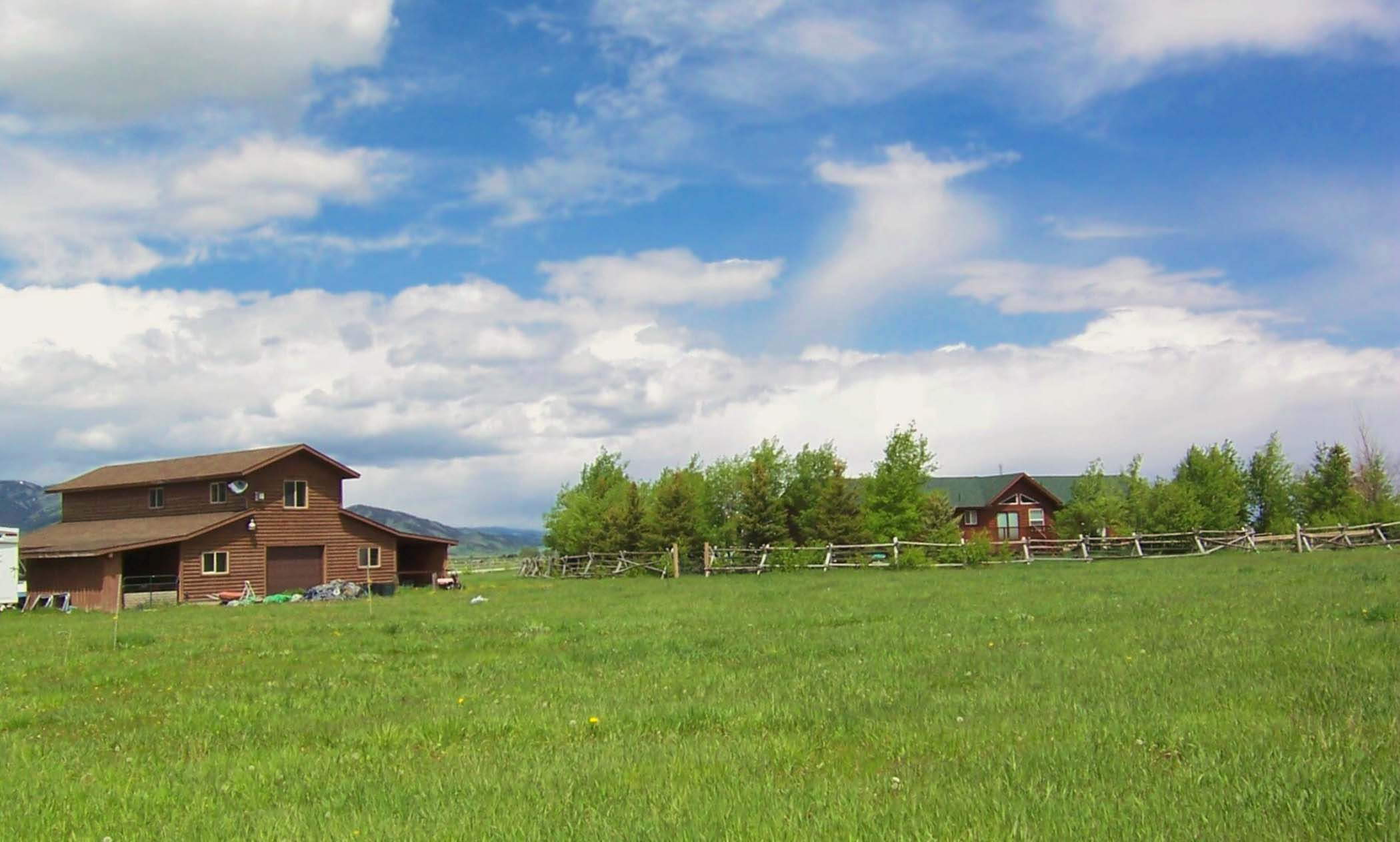 sales property at Victor Home with Barn + Guest Apartment