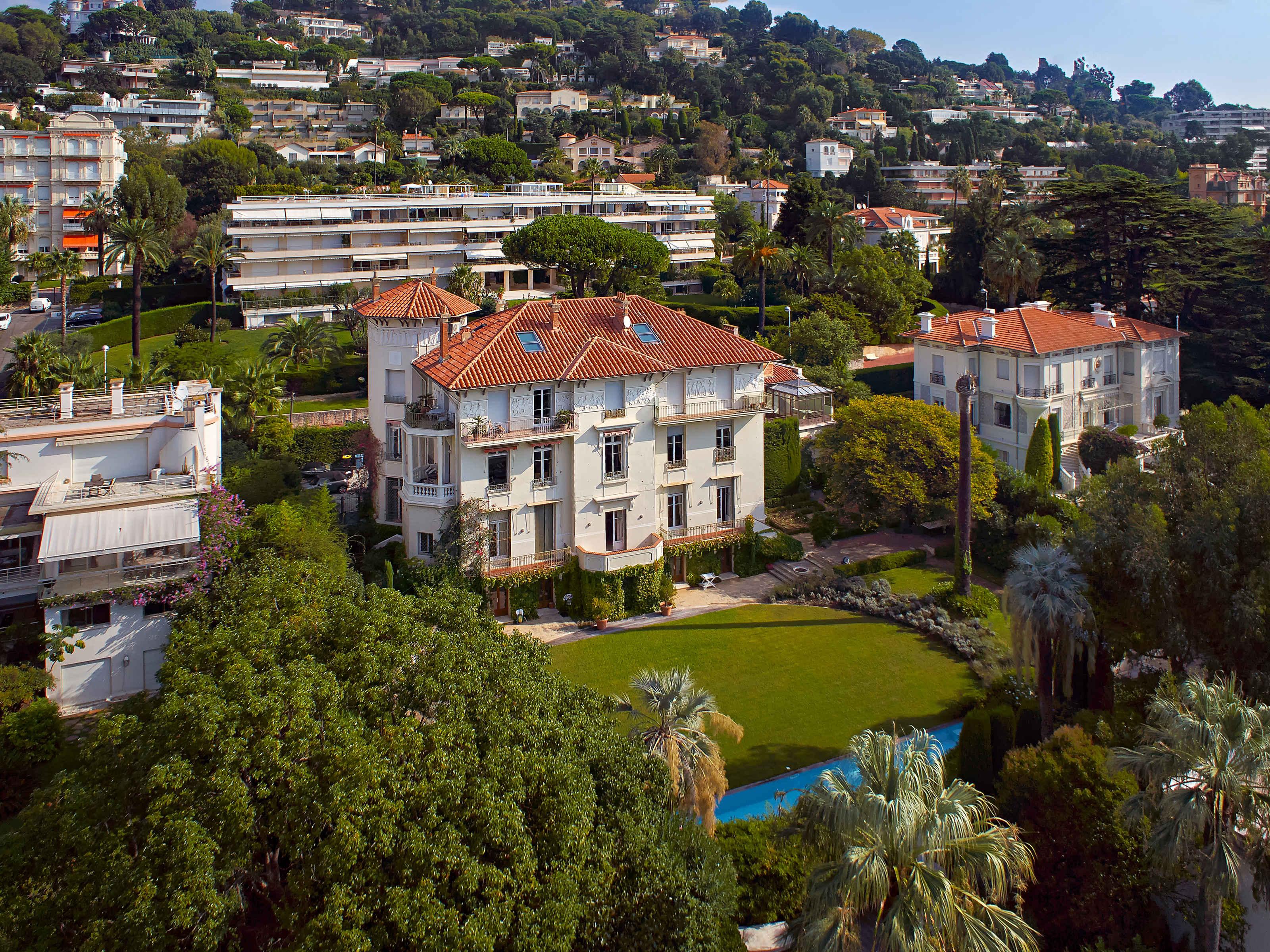 Apartman Dairesi için Satış at Large apartment with sea view in Californie, Cannes Cannes, Provence-Alpes-Cote D'Azur 06400 Fransa