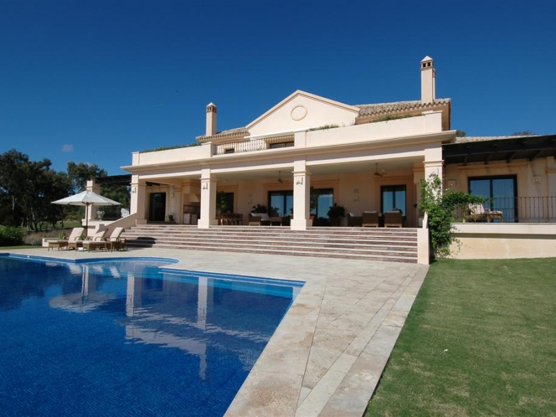 独户住宅 为 销售 在 Beautiful villa in Sotogrande La Reserva 11310 Sotogrande (La Reserva), Cadiz (Spain) 西班牙其他地方, 西班牙的其他地区, 11310 西班牙