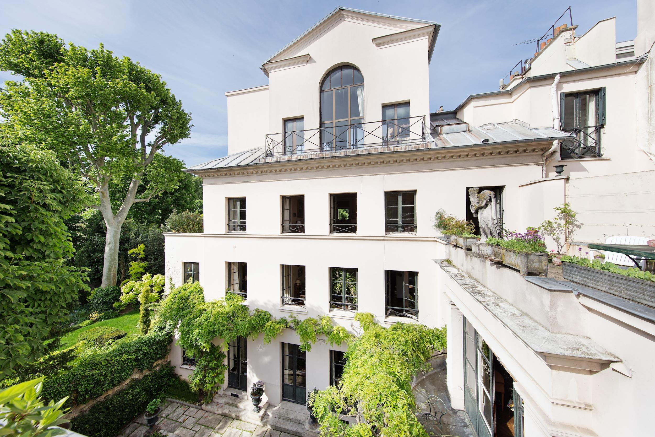 Casa Unifamiliar Adosada por un Venta en Art Deco Private Mansion Paris, Paris 75007 Francia