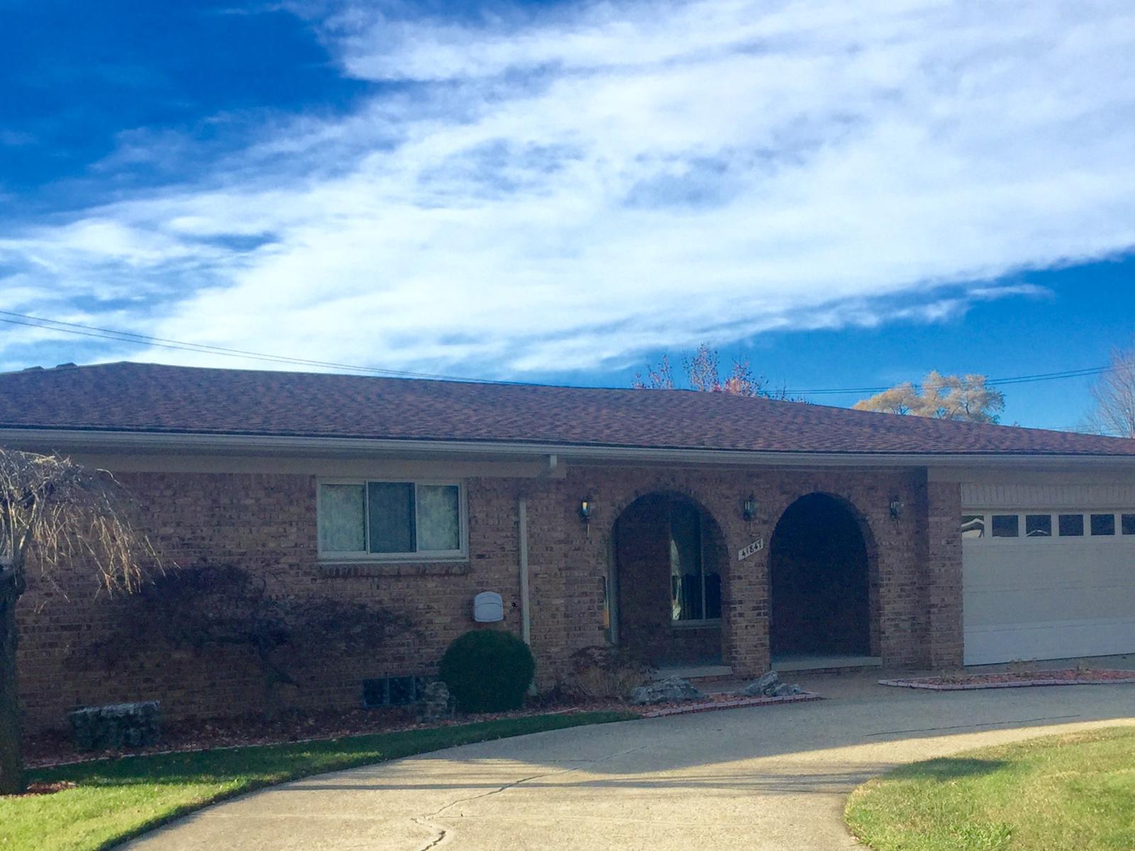 独户住宅 为 销售 在 Sterling Heights 41847 Marold Drive Sterling Heights, 密歇根州 48314 美国