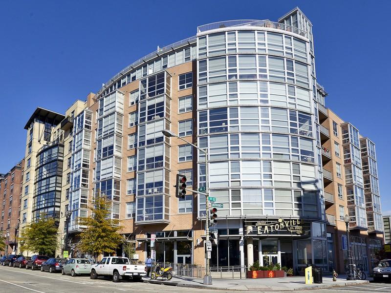 コンドミニアム のために 売買 アット Flats at Union Row 2125 14th Street Nw 911 Washington, コロンビア特別区 20009 アメリカ合衆国