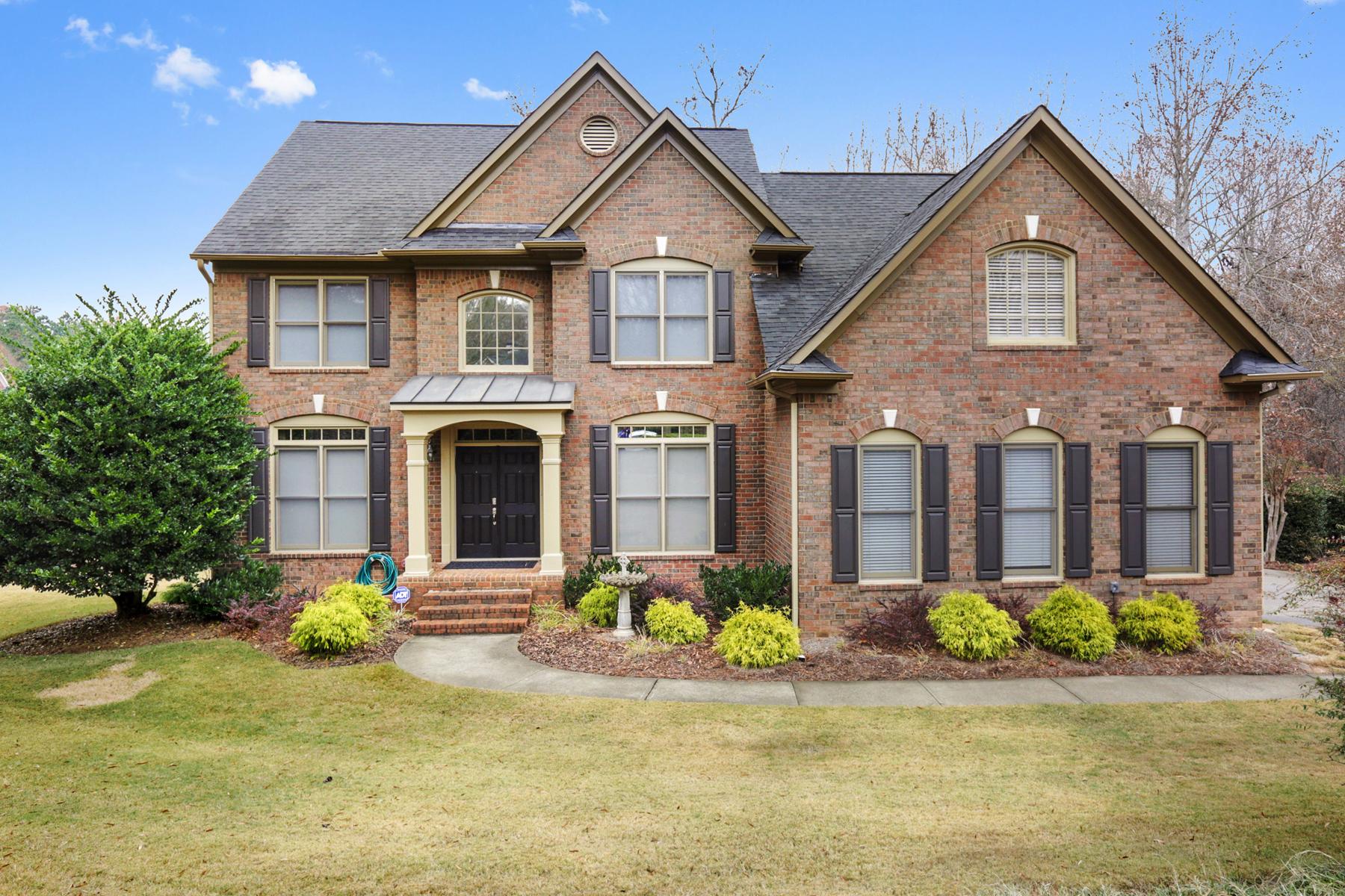 Maison unifamiliale pour l Vente à Walk Into Luxury 151 Grand Avenue Suwanee, Georgia, 30024 États-Unis