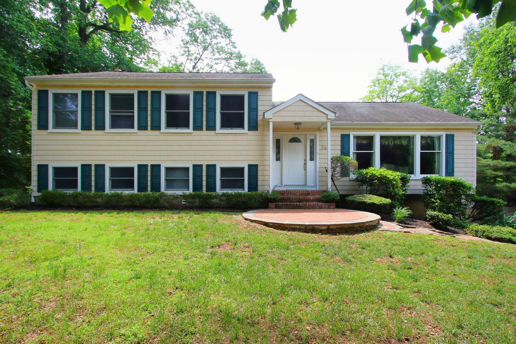 Moradia para Venda às Welcome Home! 34 Ramsey Ave. Middletown, Nova Jersey 07748 Estados Unidos