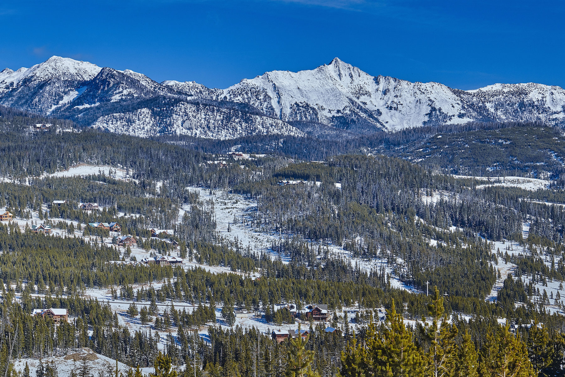 Terreno por un Venta en Ski-in, Ski-out Cascade Homesite White Grass Cascade Lot 306 Big Sky, Montana, 59716 Estados Unidos