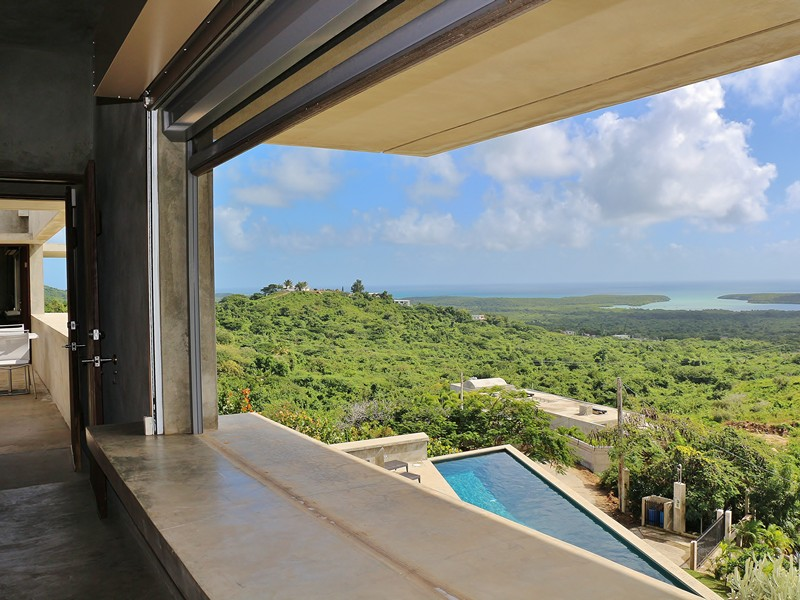 sales property at House of Waterfalls on Vieques Island
