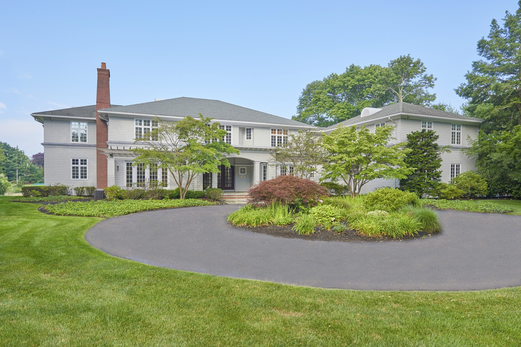 Single Family Home for Sale at Trancending the Ordinary 8 Buttonwood Lane Rumson, New Jersey 07760 United States