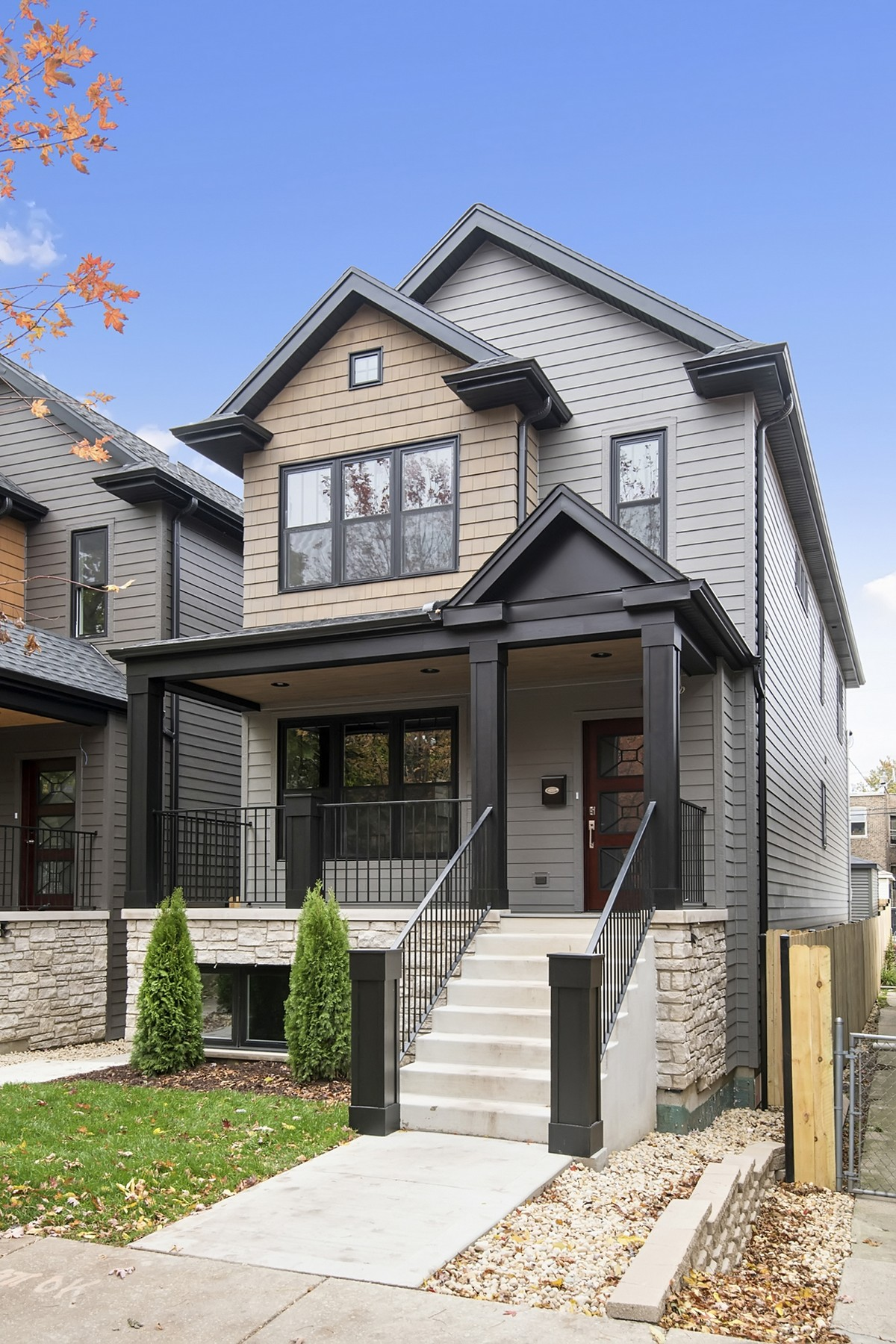 Single Family Home for Sale at Expert Craftmanship & Luxury Finishes 2709 N Albany Avenue Logan Square, Chicago, Illinois 60641 United States