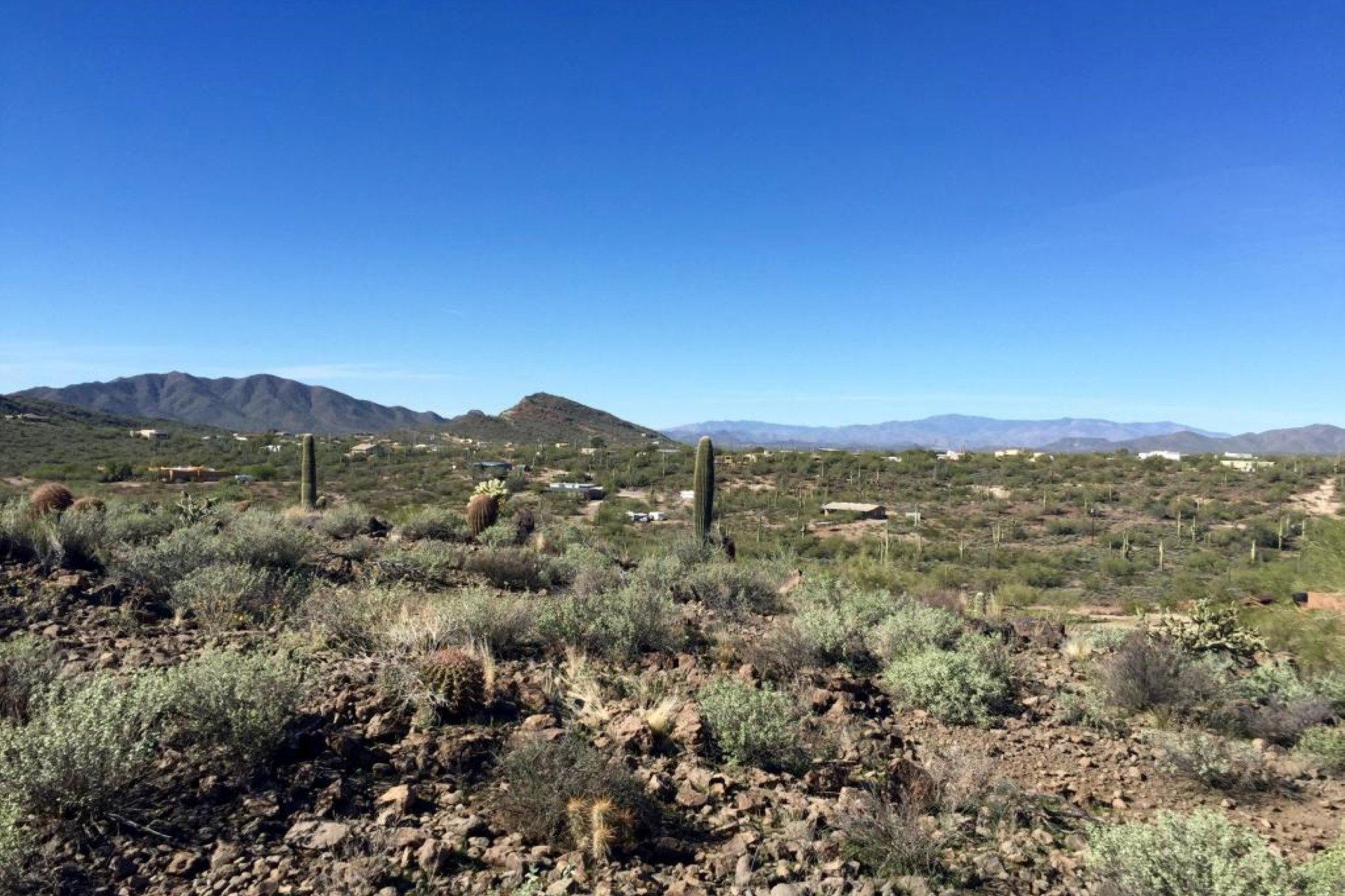 Land for Sale at Backing the preserve on two sides and just under 10 acres 19xxx E Honda Bow RD Phoenix, Arizona, 85086 United States