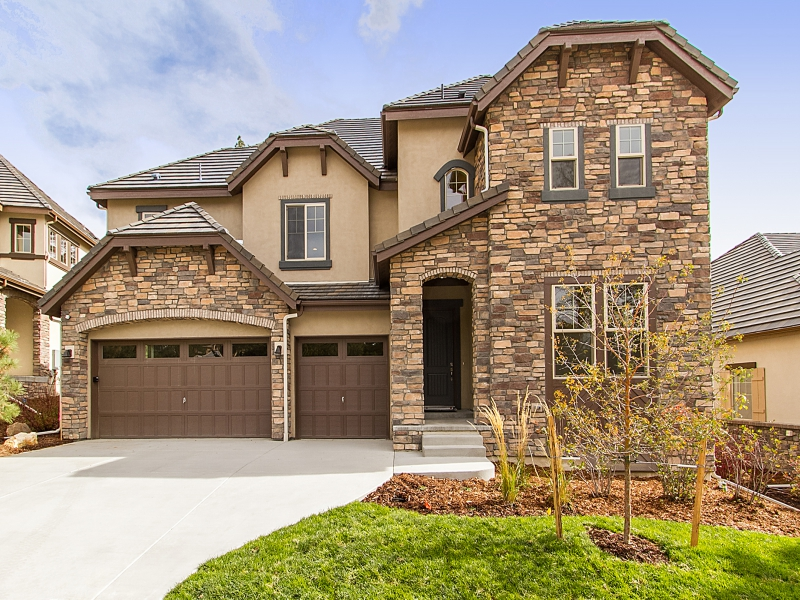 Single Family Home for Sale at 6877 Northstar Ct Castle Pines Village, Castle Rock, Colorado 80108 United States