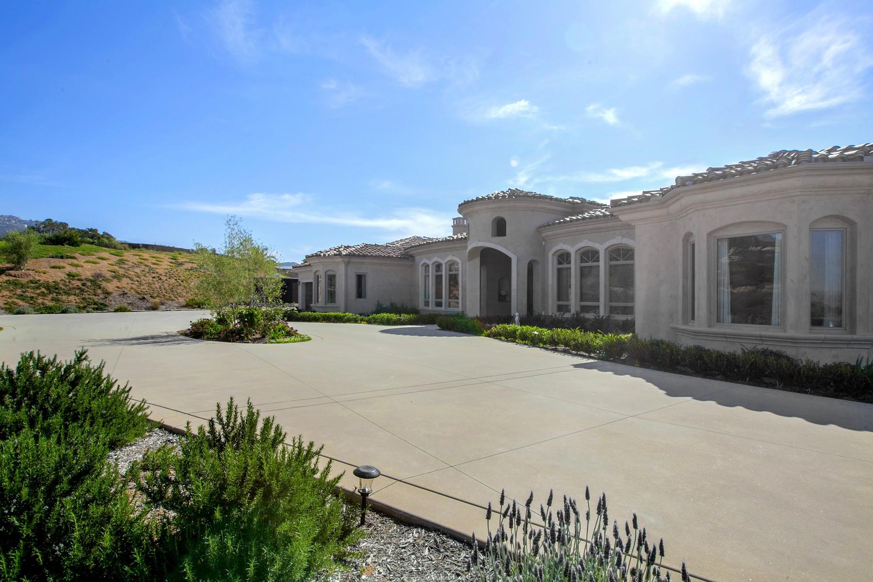Casa Unifamiliar por un Venta en 18605 Old Coach Drive Poway, California 92064 Estados Unidos