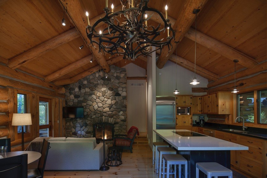 Additional photo for property listing at Chocolate Gulch Getaway 122 Black Bear Road Ketchum, Idaho 83340 États-Unis