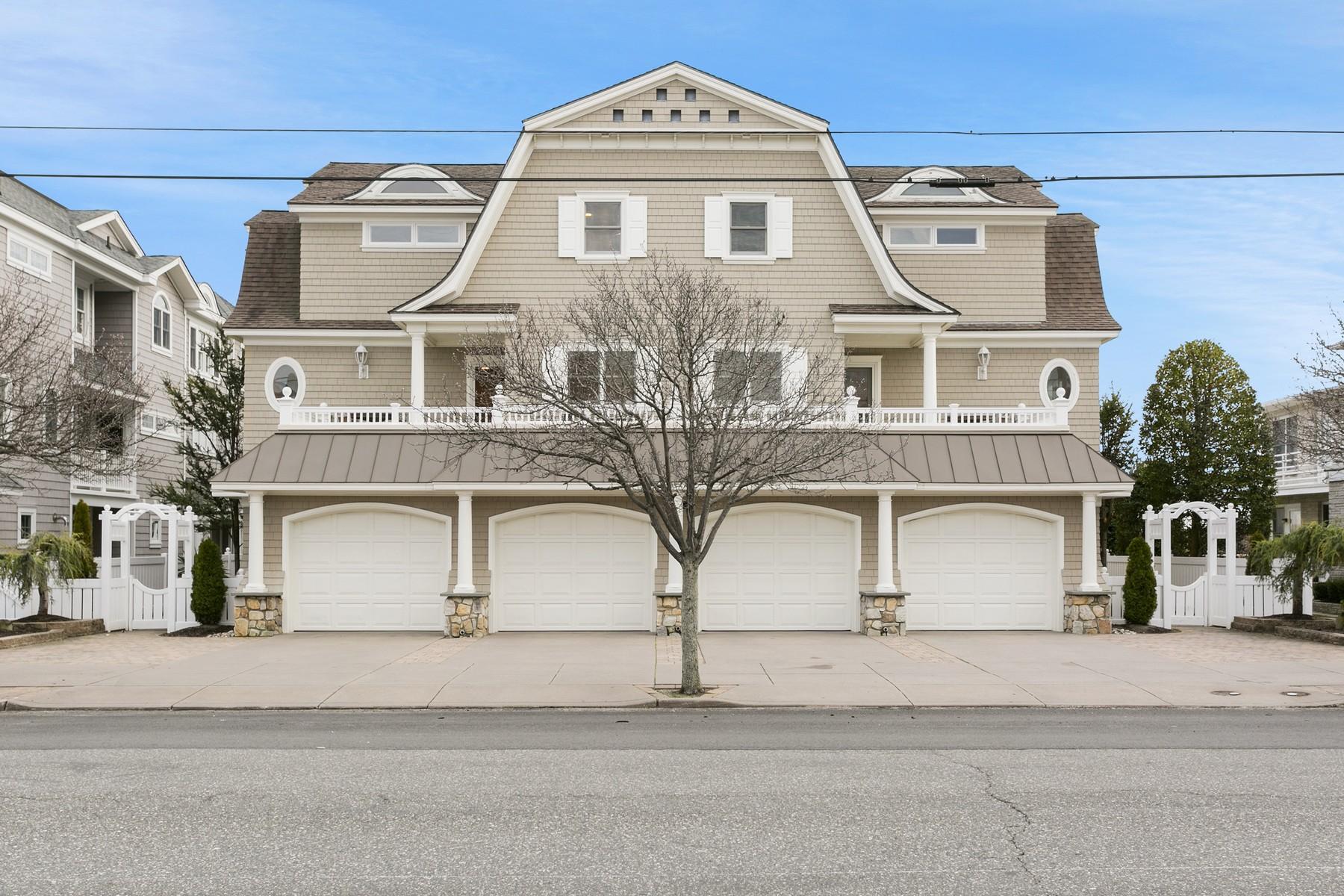 共管式独立产权公寓 为 销售 在 Goldcoast Beachfront 2319 Wesley Avenue South Ocean City, 新泽西州 08226 美国