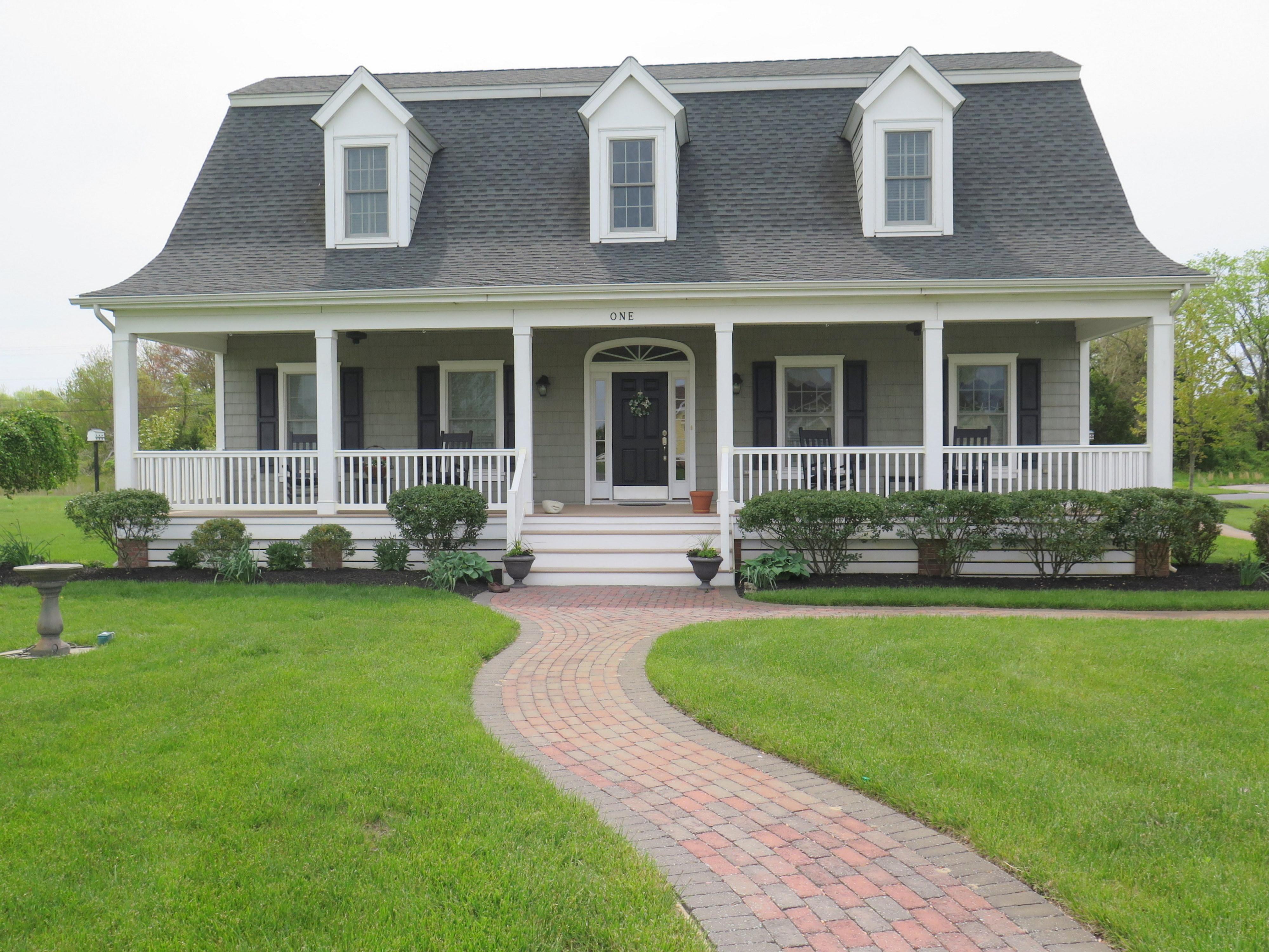 Casa Unifamiliar por un Venta en 1 Eagle Court Lower Township, Nueva Jersey 08204 Estados Unidos