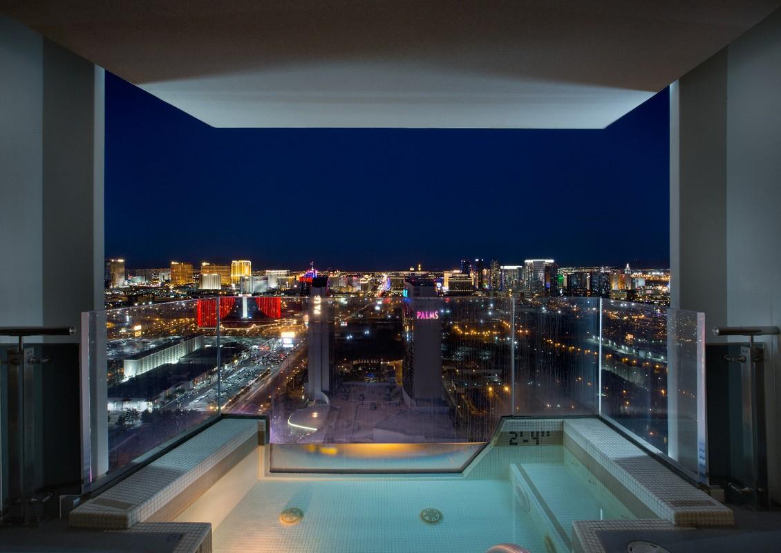 共管物業 為 出售 在 Palms Place 4381 W Flamingo Rd #5504 Las Vegas, 內華達州, 89103 美國