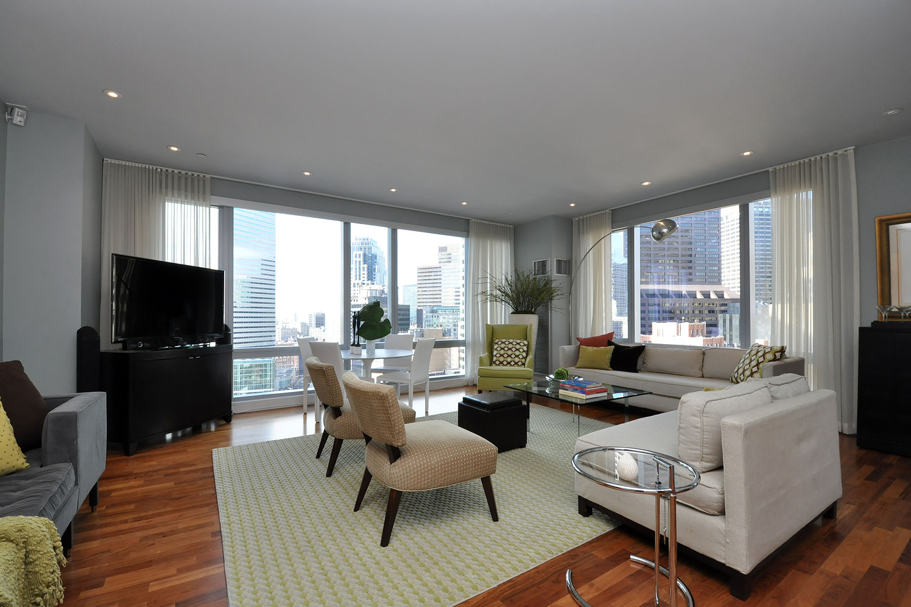 Condominium for Sale at Waterfront High Rise Condominium 500 Atlantic Avenue Unit 18AA Waterfront, Boston, Massachusetts 02210 United States
