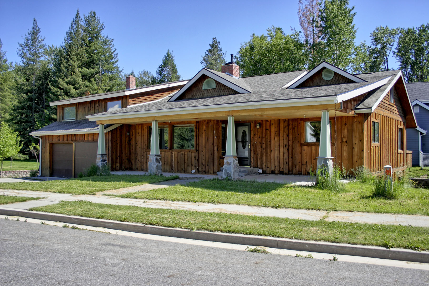 Single Family Home for Sale at Potential multi unit 315 Ashlin Court Sandpoint, Idaho 83864 United States