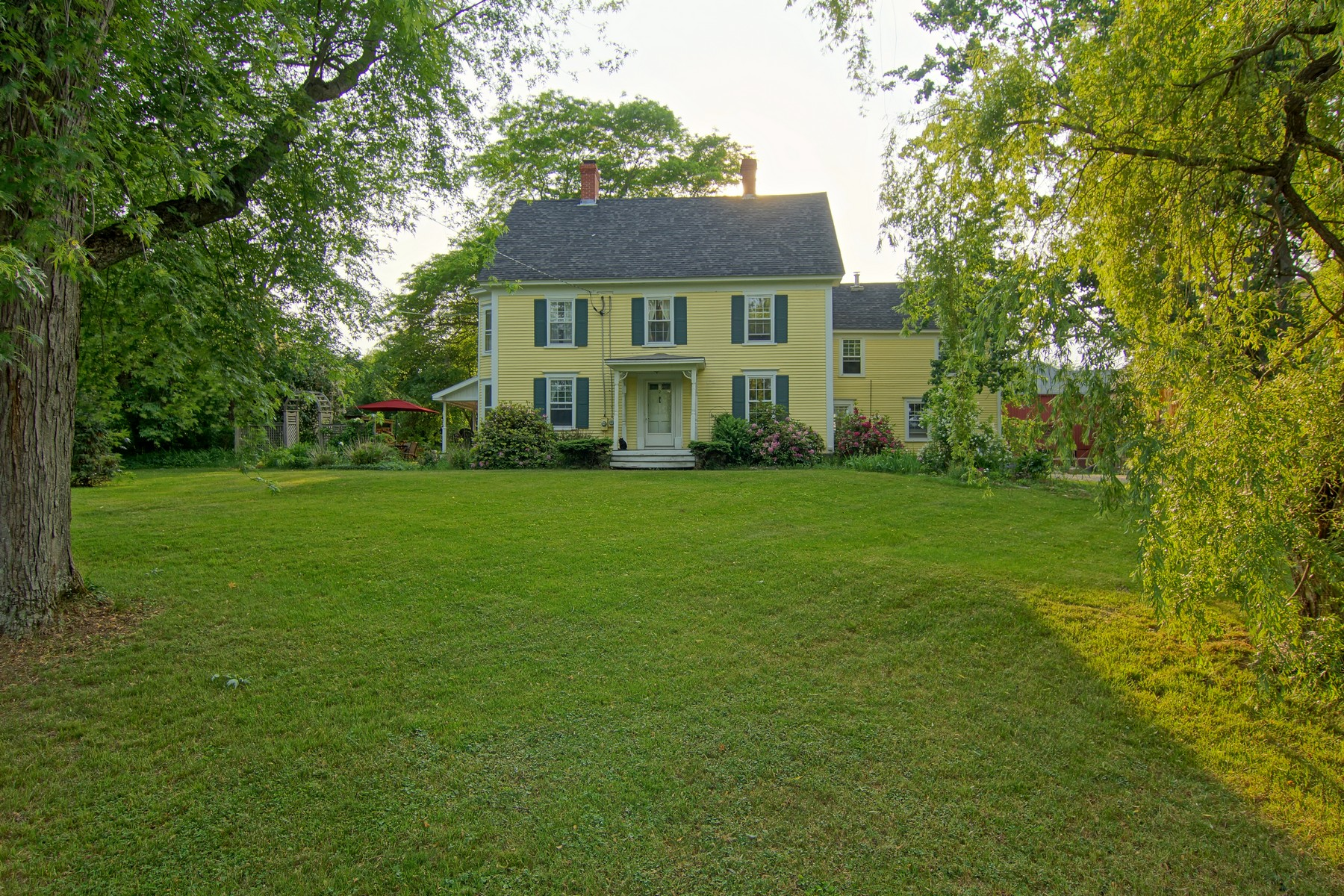 Single Family Home for Sale at Country Living at Wingate Farm 2 Emery Lane Stratham, New Hampshire, 03885 United States