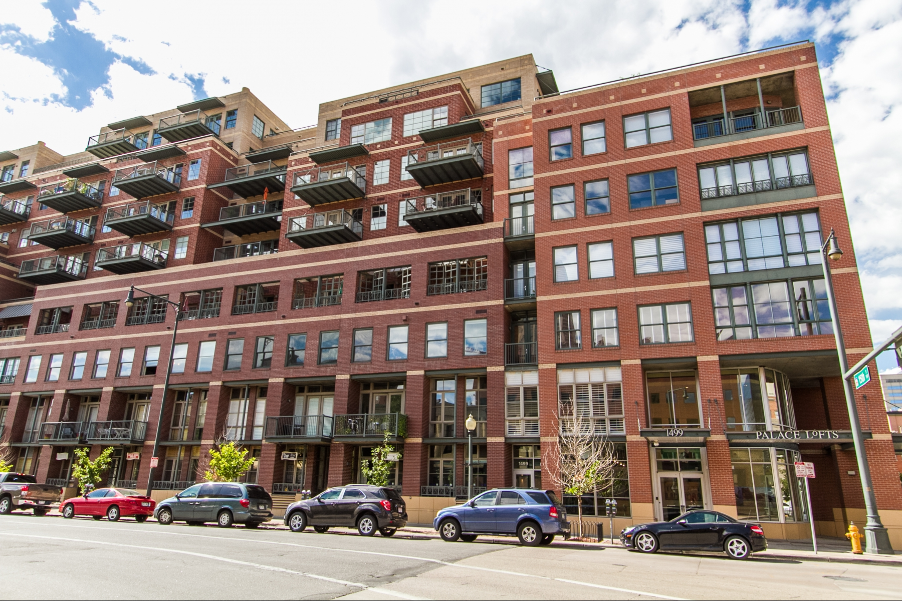 Condominium for Sale at Stuning Loft with Spectacular Mountain and City Views 1499 Blake Street 7H Denver, Colorado 80202 United States