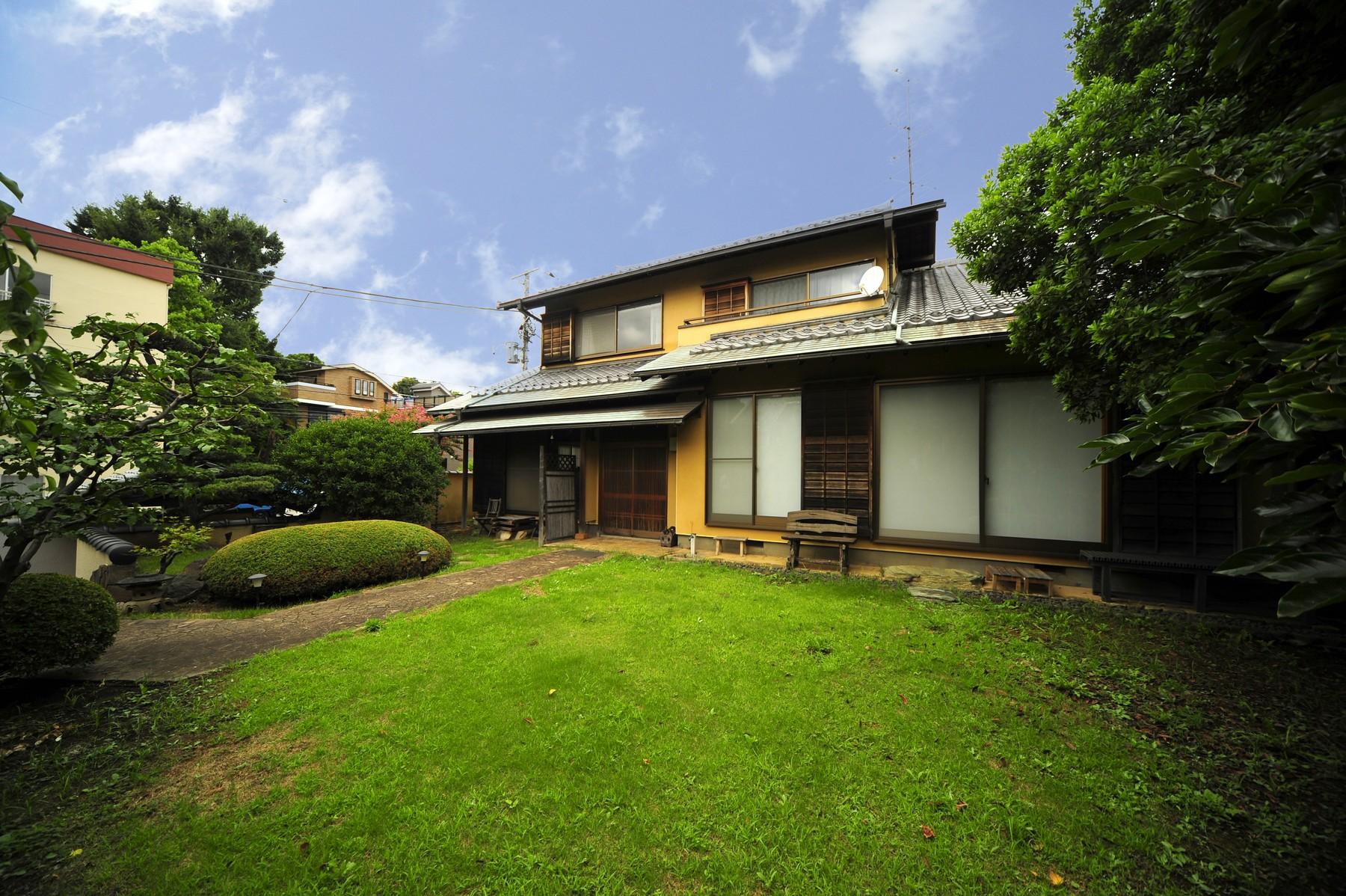 Nhà ở một gia đình vì Bán tại Todoroki Residence Setagaya Ku, Tokyo Nhật Bản