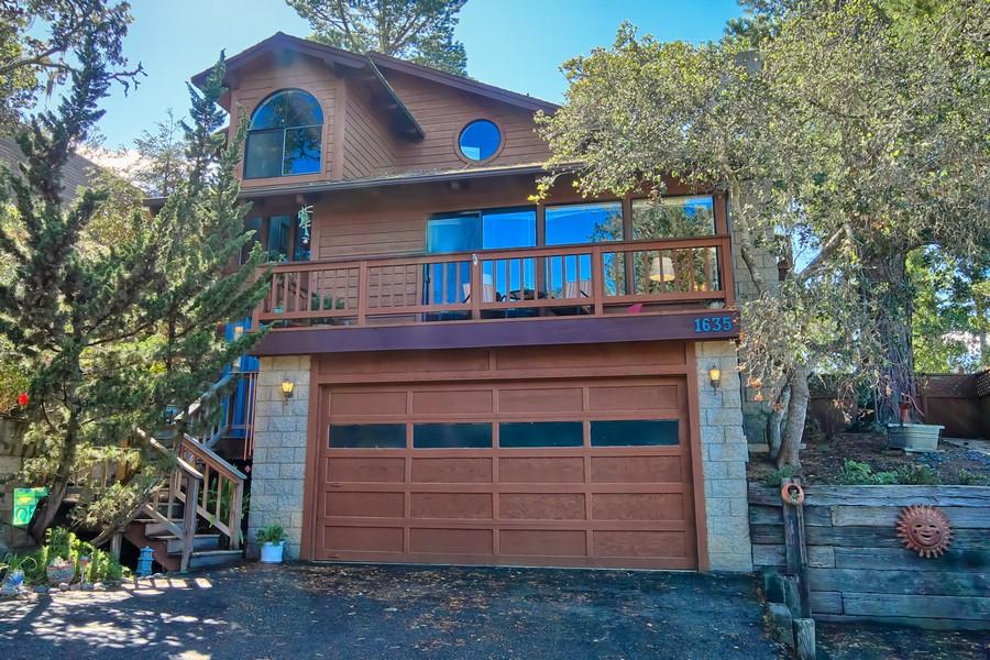 Maison unifamiliale pour l Vente à Melrose 1635 Melrose Cambria, Californie 93428 États-Unis