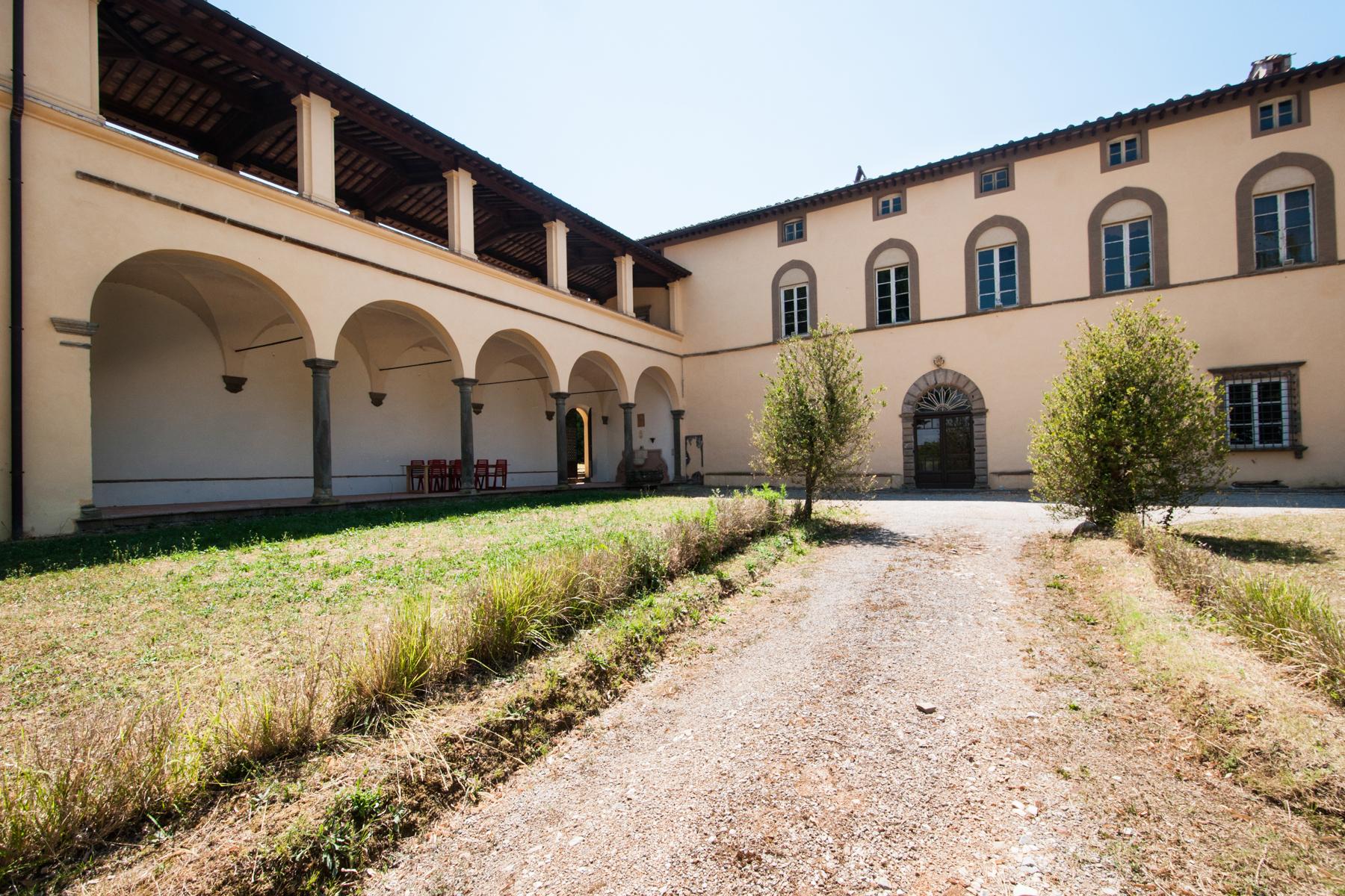 Single Family Home for Sale at Splendid villa in Lucca countryside Via di Vicopelago Pozzuolo, Lucca 55100 Italy